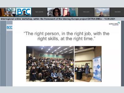Blue Career Center România – un exemplu de bune practici