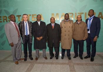 Vizită delegație oficială din Nigeria