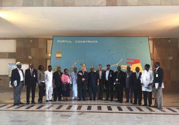 Vizita unei delegații din Republica Federală Nigeria