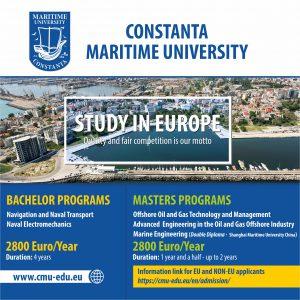International Students | Constanta Maritime University