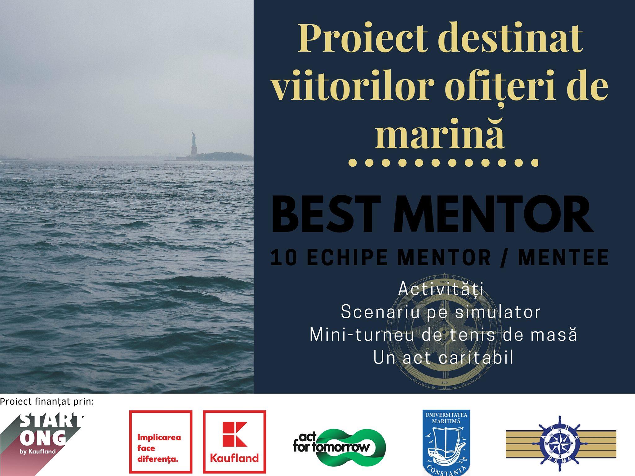 Concurs Best Mentor
