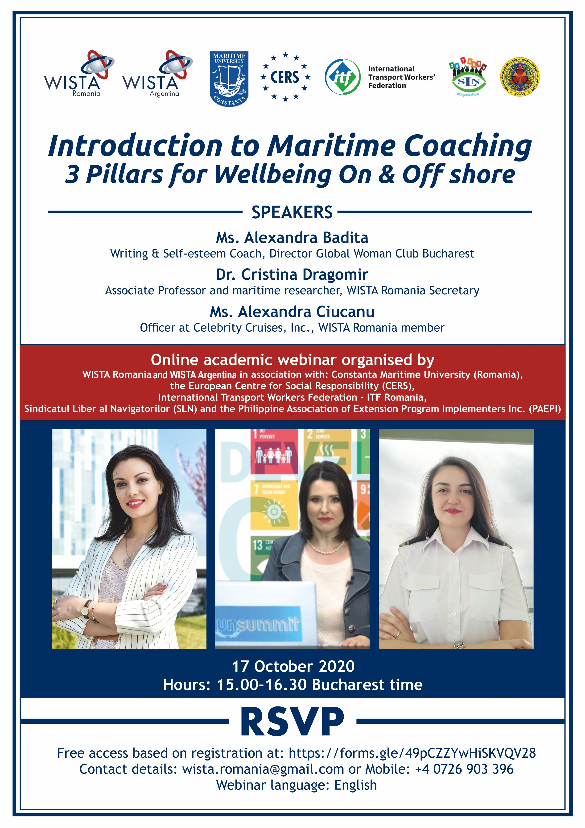Introduction to Maritime Coaching