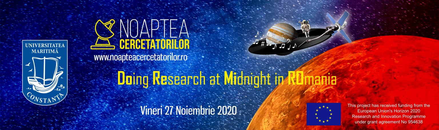 Noaptea Cercetătorilor încântă publicul cu știință pe 27 noiembrie