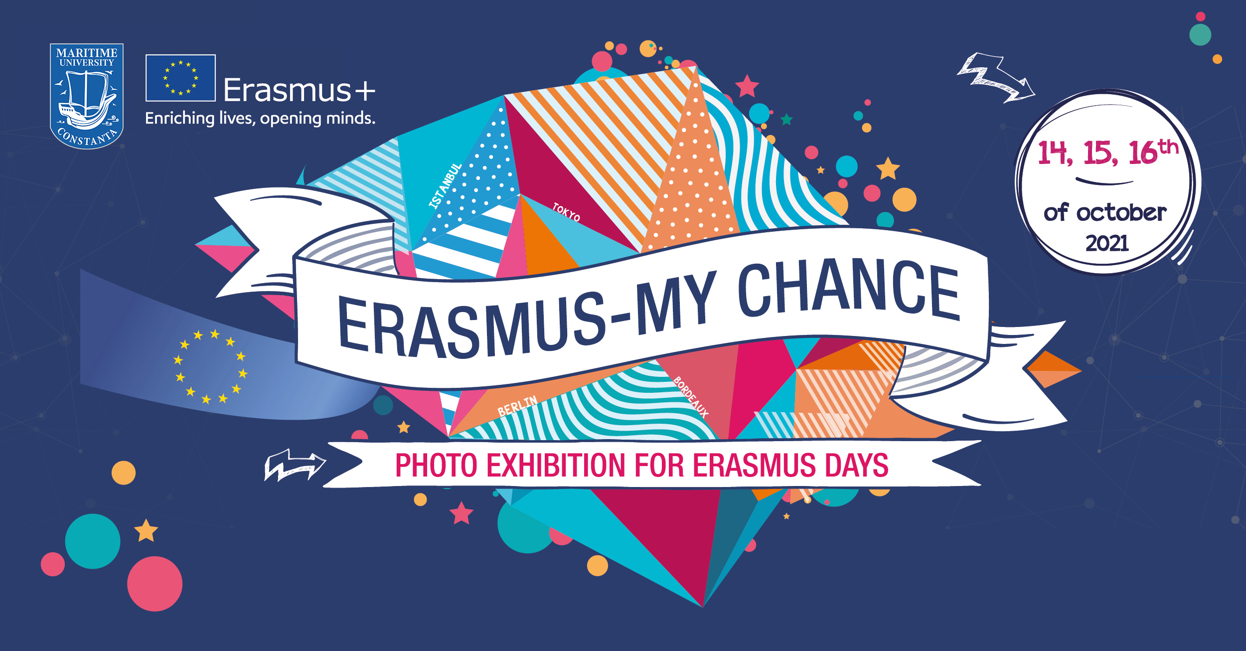 Erasmus Days la Universitatea Maritimă din Constanța